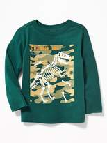 Old Navy Graphic Crew-Neck Tee for Toddler Boys