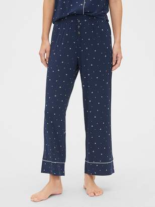 Gap Ankle Flare Pants in Modal