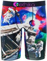 Ethika Space Skaters Staple Fit Adult Mens Boxer Brief