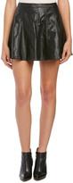 Townsen Faux Leather Mini Skirt
