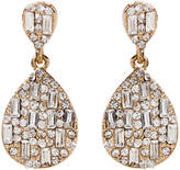 Amrita Singh Crystal Teardrop Earrings