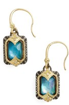 Armenta Women's Old World Opal & Diamond Drop Earrings
