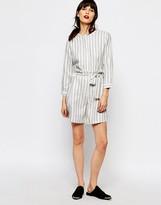 Just Female Gibli Shorts in Stripe