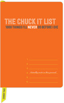 Knock Knock Specialty Chuck It Journal