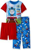 Thomas & Friends Thomas the Train Toddler Boys' Choo 3-Piece Pajama Set