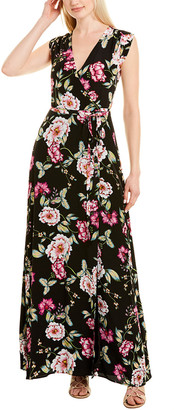 Yumi Kim Silk Maxi Dress