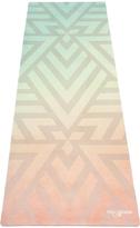 "Yoga Mat & Towel ""Popsicle Maze"""