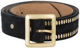 Calleen Cordero Mala 1.5 belt - women - Leather/Nickel/Brass - 80