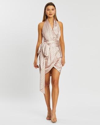 Misha Collection Ceillia Mini Dress
