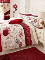 Very Fern Twin Pack Easy Care Duvet Cover Set