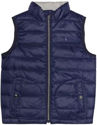 Polo Ralph Lauren Reversible down vest