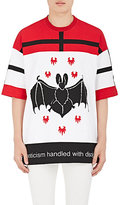 Undercover Men's Mixed-Graphic Cotton Oversized T-Shirt