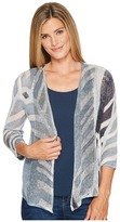 Nic+Zoe Shore Pine Cardy Women's Sweater
