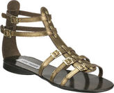 Steve Madden - Croww Bronze Leather