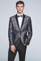 Next Black Slim Fit Tuxedo Suit: Trousers