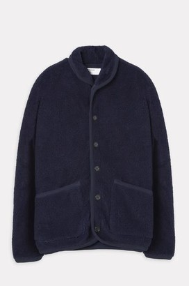 Universal Works Lancaster Jacket In Navy - L