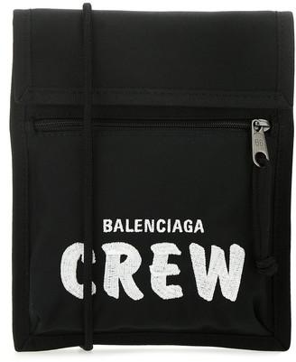 Balenciaga Crew Explorer Strapped Pouch