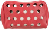 Marni Perforated Leather Clutch