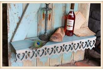 Ophelia & Co. Scrollwork Wall Shelf & Co.