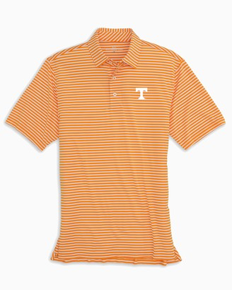 Southern Tide Tennessee Vols Striped Polo Shirt