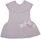 cesar blanco Lilac Knitted Dress