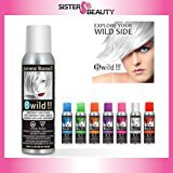 Jerome Russell B Wild Color Spray, Siberian White, 3.5 Ounce