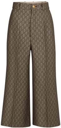 Gucci Wool blend culottes
