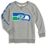 Junk Food Clothing Boy's Formation Seattle Seahawks Sweatshirt