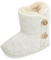 UGG Infant Purl Bootie, Ivory