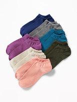 Old Navy Ankle Socks 7-Pack for Women