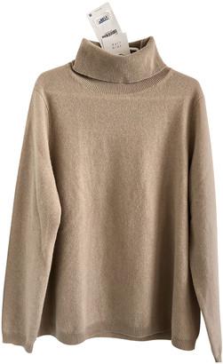 Zara Beige Cashmere Knitwear