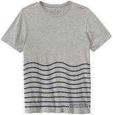 United By Blue Men's Waves Short Sleeve Tee 8137802