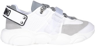 Moschino Roller Skate Teddy Sneakers