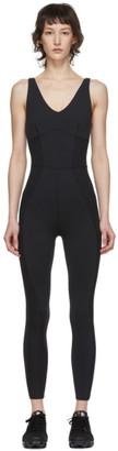 Nike Black Yoga Luxe Jumpsuit