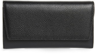 Nordstrom Margaux Leather Trifold Wallet