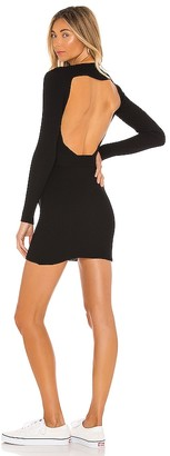 superdown Hera Backless Mini Dress