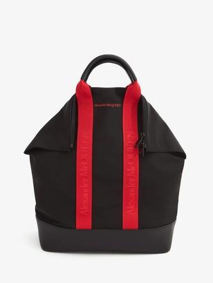 Alexander McQueen De Manta Backpack