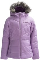 Columbia Katelyn Crest Omni-Shield® Jacket - Insulated (For Little and Big Girls)