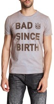 Cult of Individuality Bad Since Birth Crew Neck Tee