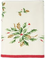 Lenox Holiday Printed Bath Towel