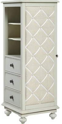 Wendy Bellissimo by LC Kids Inspirations by Wendy Bellissimo 360 Dreamer 3 Drawer Chest Color: Morning Mist Grey