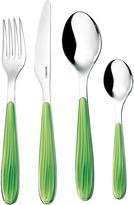 Guzzini 24-Piece Cutlery Set - Acid Green