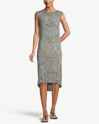 Travelers Classic Sleeveless Printed Wedge Dress