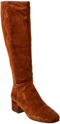 Gentle Souls By Kenneth Cole Ella Suede Long Boot