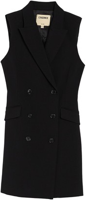 L'Agence Keely Double Breasted Blazer Dress