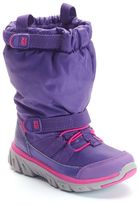 Stride Rite Made 2 Play Girls' Water-Resistant Sneaker Boots