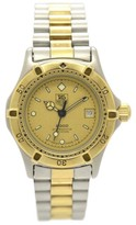 Tag Heuer 2000 964.008 Professional 200 Stainless Steel & Gold Plated Quartz 26.5mm Womens Watch