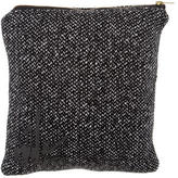 ICB Herringbone Knit Clutch