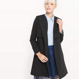 La Redoute Collections Lightweight Belted Coat