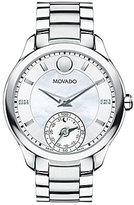 Movado Motion Bellina Stainless Steel Diamond Smart Watch